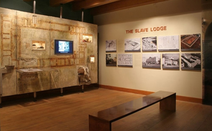 The Slave Lodge